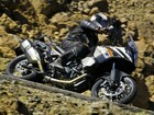 KTM 1190 Adventure - Action Bild 18