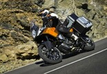 KTM 1190 Adventure - Action Bild 20