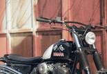 Yamaha SCR950 Checkered Scrambler Bild 4