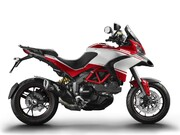 Ducati Multistrada 1200 S, Touring und Pikes Peak
