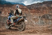 KTM 1190 Adventure R Offroad Action