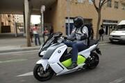 BMW C evolution Test