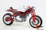 Ducati GT1000 Shifter by Shifcustom