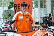 KTM Pressekonferenz: Walkner & Kinigadner über die Dakar 2015