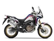 Honda CRF1000L Africa Twin 2015 weitere Farben