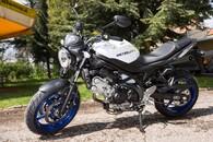 Motorrad-Quartett: Suzuki SV 650