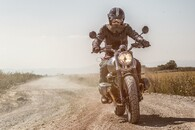 BMW R nineT Scrambler Shooting 2016