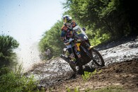 Matthias Walkner Dakar 2017