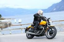 Moto Guzzi V9 Bobber und Roamer - Präsentation am Como See