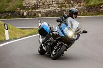 BMW Motorrad Test-Camp Neue Modelle