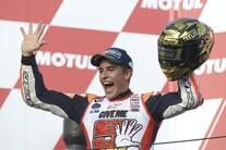 MotoGP Japan Marc Marquez Weltmeister 2016