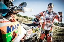 16. Dakar-Sieg in Folge – Sam Sunderland Führt KTM-Podium an