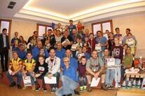 Juniorendurocup Siegerehrung 2016