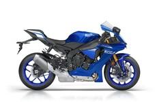 Yamaha Motorrad Farben 2017