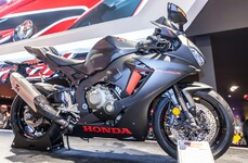 Honda CBR1000RR Fireblade 2017