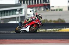 Honda CBR 1000 RR Fireblade 2017 Test