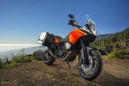 KTM 1190 Adventure - Standaufnahmen