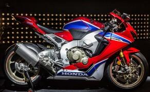Honda Neuheiten 2017 Bild 8