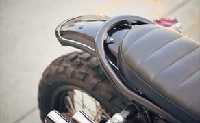 Yamaha SCR950 Checkered Scrambler Bild 15