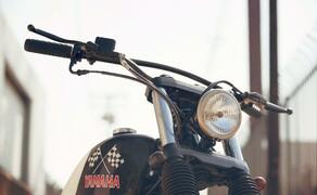 Yamaha SCR950 Checkered Scrambler Bild 10