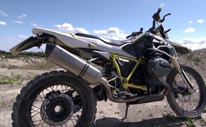 199kg BMW R 1200 GS Touratech Rambler Bild 3