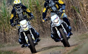 199kg BMW R 1200 GS Touratech Rambler Bild 5
