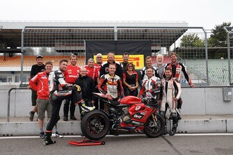PICTURES Ducati 4U Hockenheimring