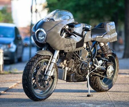 Ducati MH900E custom creation