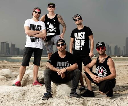 Masters of Dirt in Dubai 2015