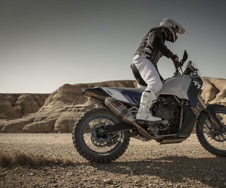 Yamaha Tenere Concept T7