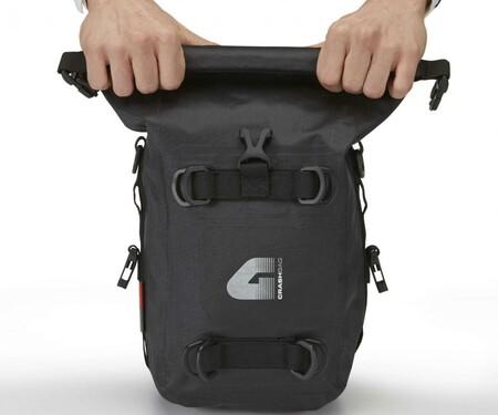 Universal Tasche für Sturzbügel (Paar)
