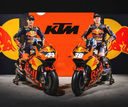 MotoGP - KTM Factory Bikes 2017