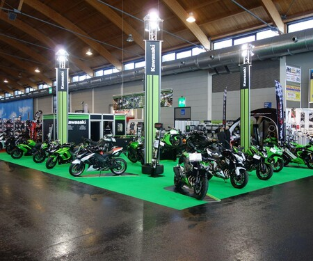 Motorradwelt Bodensee 2013