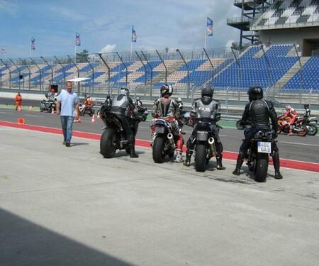 Renntraining Lausitzring 20.-21.07.2009