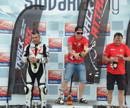 DDC 2016 Finale am Slovakiaring