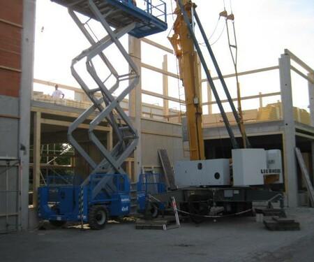 Betriebserweiterung Neubau