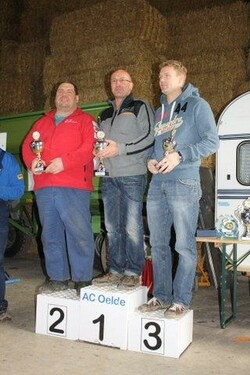 Motorrad Bild: ADAC Enduro Rallye Mnsterland
