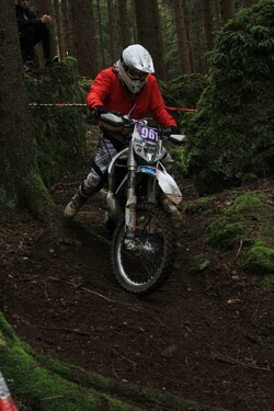 Motorrad Bild: Enduro DM - 6. Lauf Streitberg