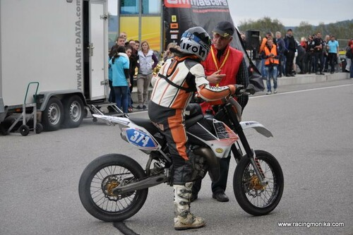 Motorrad Bild: SM Masters Finale Melk Teil 2