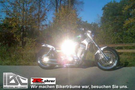 Aktuelle IBC-Bikes Foto