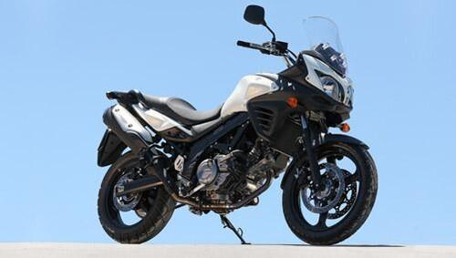 Suzuki V-Strom 2012 Foto