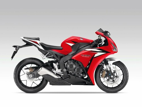 Honda CBR 1000 RR Fireblade 2012 Foto