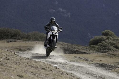Honda Crosstourer -Action Fotos Foto