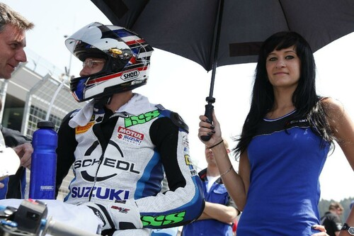 Motorrad Bild: IDM Girls - Red Bull Ring 2012