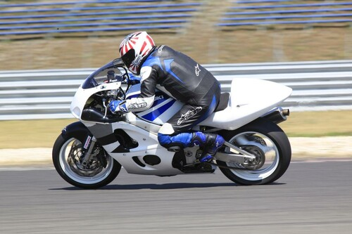 Motorrad Bild: Speedparty Slovakiaring Gruppe 2  Tag 2 Fahraufnahmen