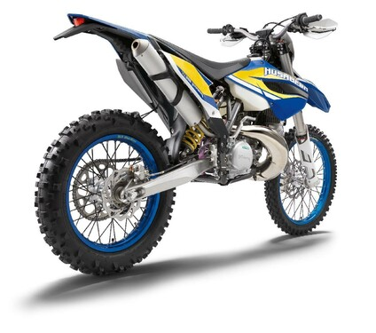 Motorrad Bild: Husaberg 2013