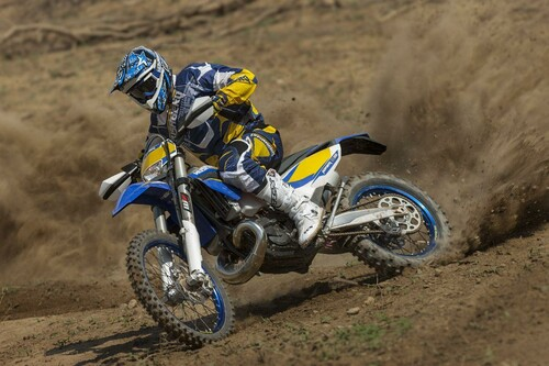 Motorrad Bild: Husaberg 2013 in Action