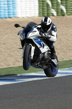 Motorrad Bild: BMW S 1000 R HP4 - Prsentation in Jerez