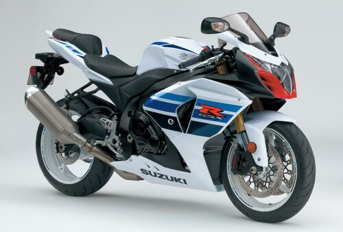 Motorrad Bild: Suzuki GSX-R1000 2013