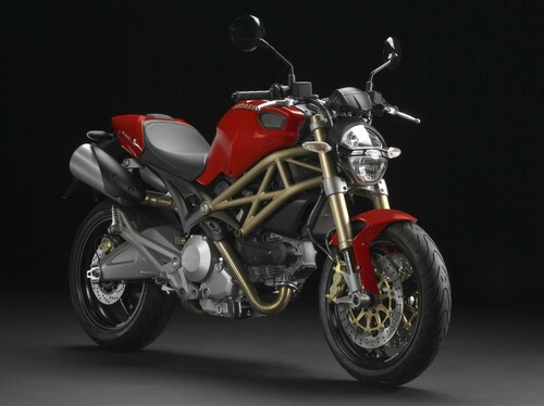 Motorrad Bild: Ducati Monster 20th Anniversary 2013
